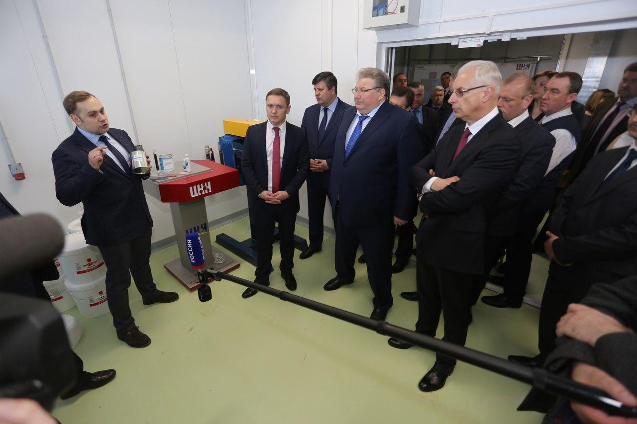 В Саранске открылся многофункциональный центр «ЭлементПро»