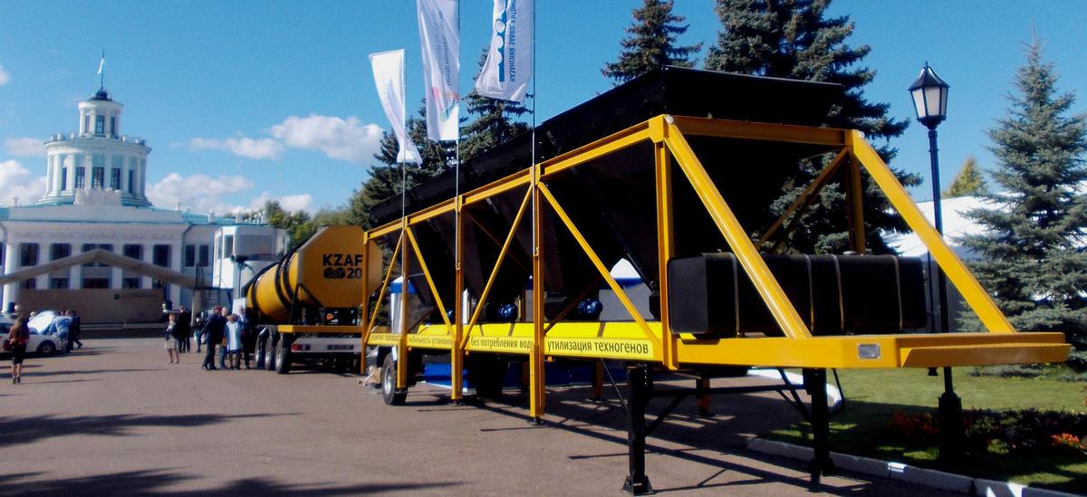 РУСАЛ и компания Наноцентра Татарстана тестируют технологию производства серополимерного бетона
