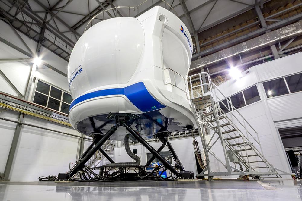 Учебно-тренировочный комплекс для подготовки летного и инженерно-технического состава на модернизированных вертолетах Ка-27М