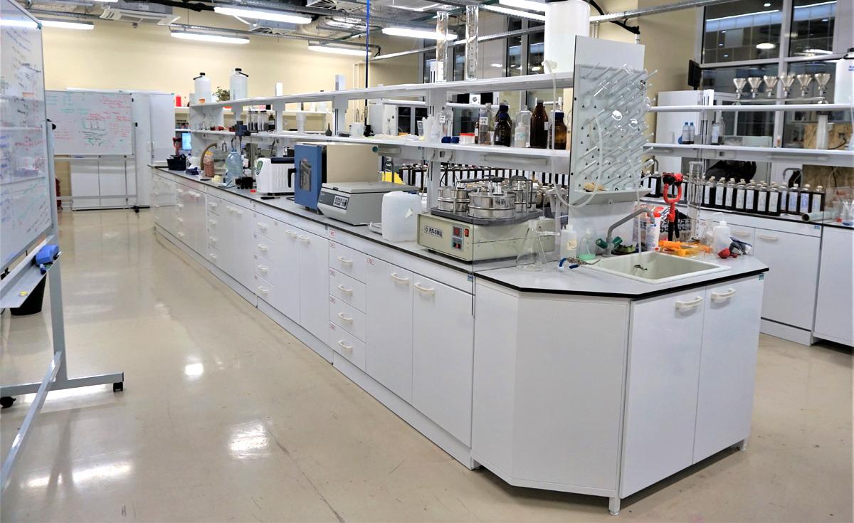 Научно-исследовательская лаборатория Geosplit