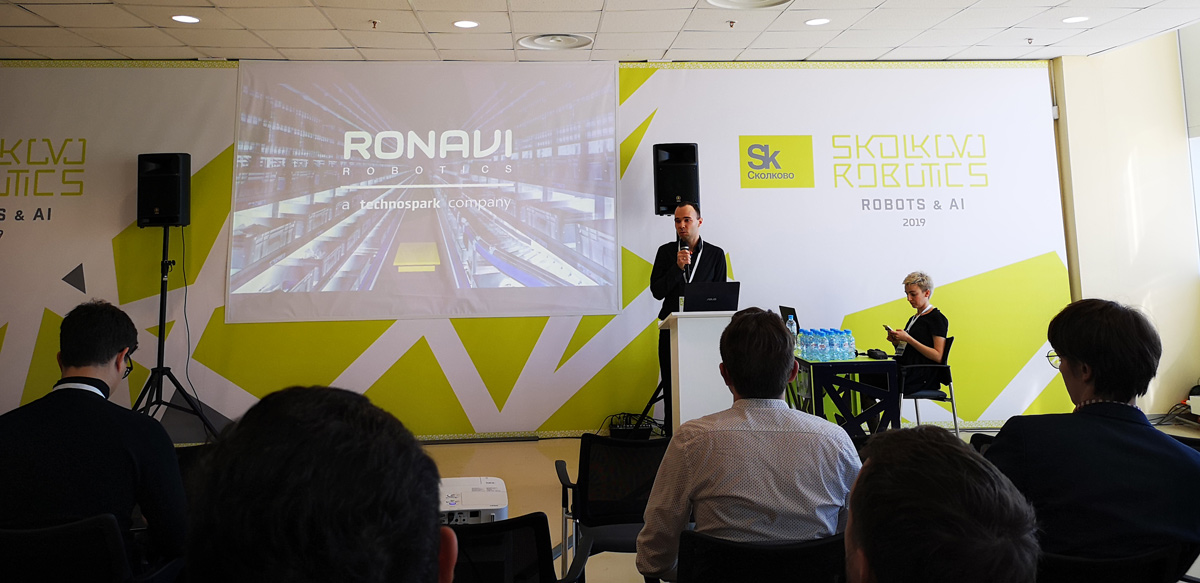 Ronavi Robots to Appear in Russian Warehouses in 2019