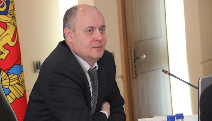 Дмитрий Лукашевский, заместитель министра экономики и регионального развития Красноярского края