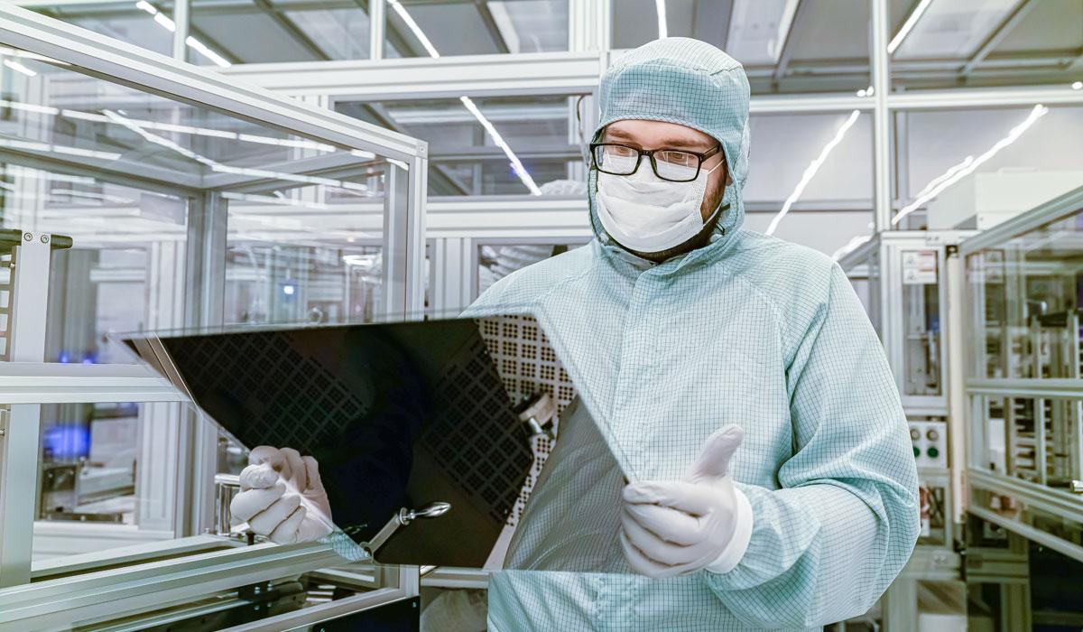 Группа РОСНАНО открыла Российский центр гибкой электроники