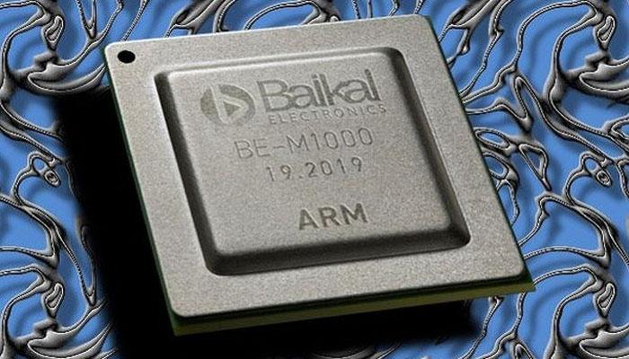 Российский процессор Baikal-M