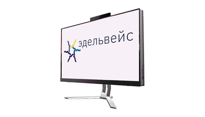 Edelweiss monoblock based on the Baikal-M
