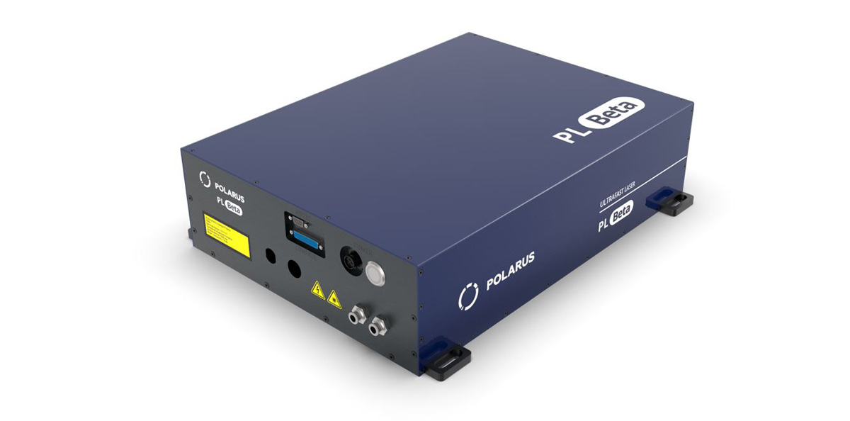 PL Beta fiber laser for the microelectronics industry.